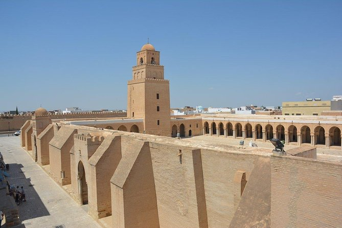 Kairouan day trip from Sousse.