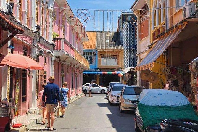 Phuket Old Town Explore