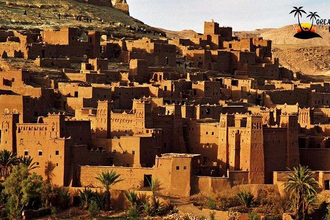 Ait Ben Haddou-Ouarzazte 1 Day