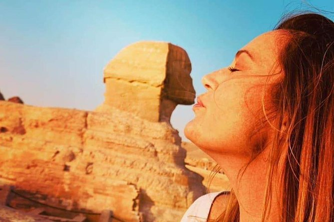 Private Day Tour to Giza Pyramids and Sphinx