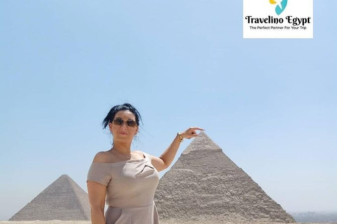 Private Day Tour to Giza Pyramids and Sphinx photo 2