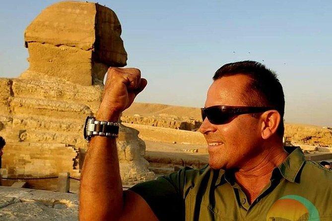 pyramids of Giza Day Tour