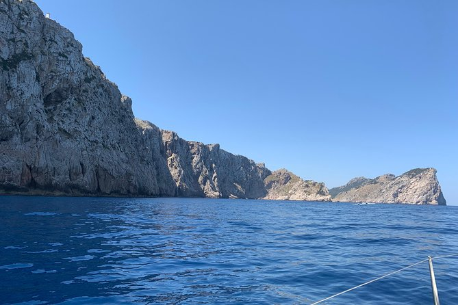4 hour Sailing Experience Mallorca