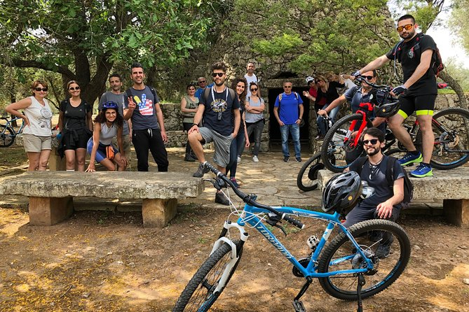 Bike tour: Otranto, Giurdignano and the Megalithic Garden