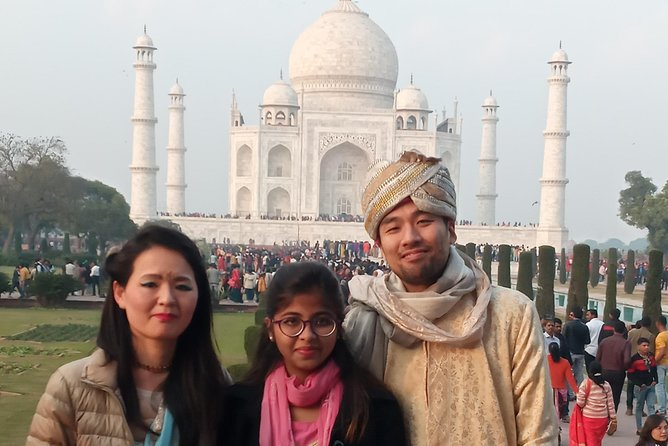 Saniya's One day tour and Home visiting in Agra