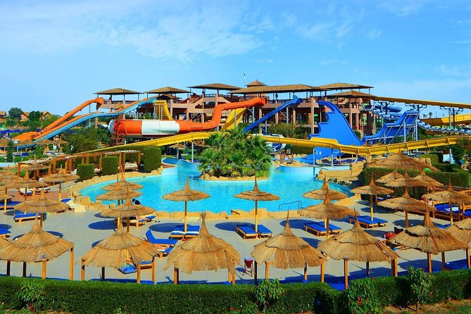 Skip the Line: Jungle Aqua Park Full Day Ticket with Lunch - Hurghada