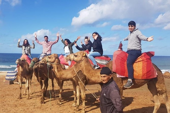 Shared Group: Full day trip to Chefchaouen and Tangier