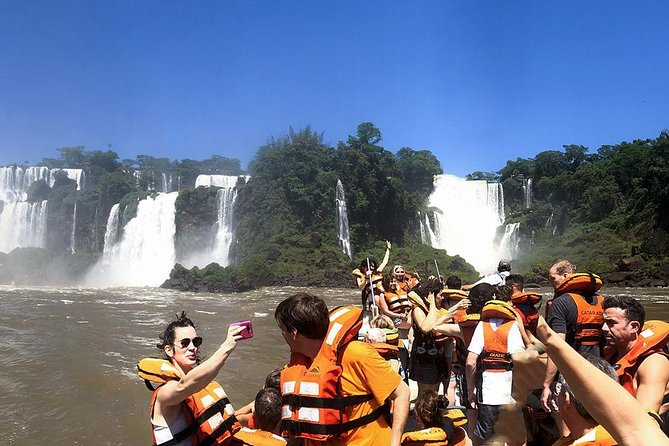 Cataratas Argentinas Tour and Great Adventure on boats tour