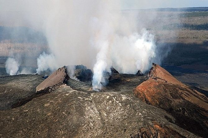 Tour 33M – One-Day Hawaii Volcano Experience from Maui