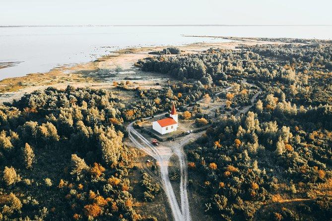 Excursion d'une journée à Tallinn sur l'île Prangli