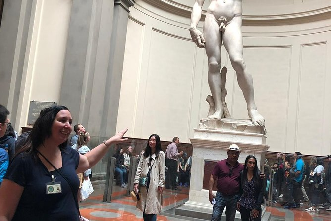 Accademia and Uffizi combo tour- the best of both