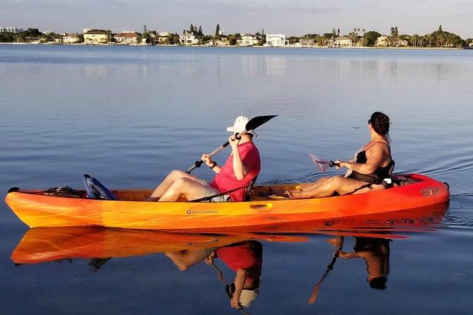 Paddleboard or Kayak Tour Through Mangrove Tunnels