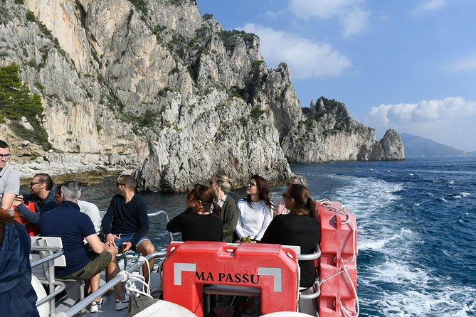Capri One Day – visit the island by sea and land