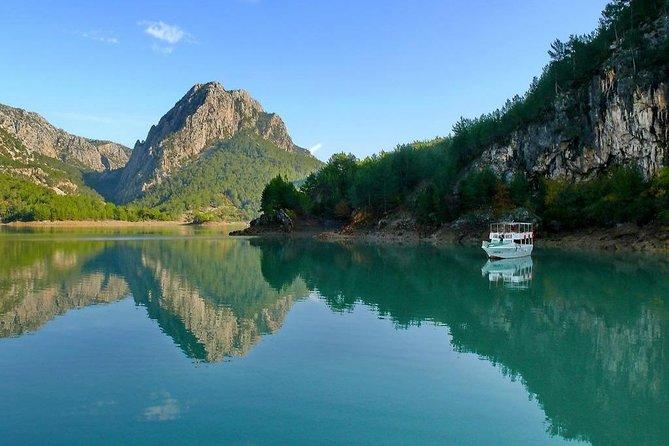 Green Canyon Boat Trip from Antalya