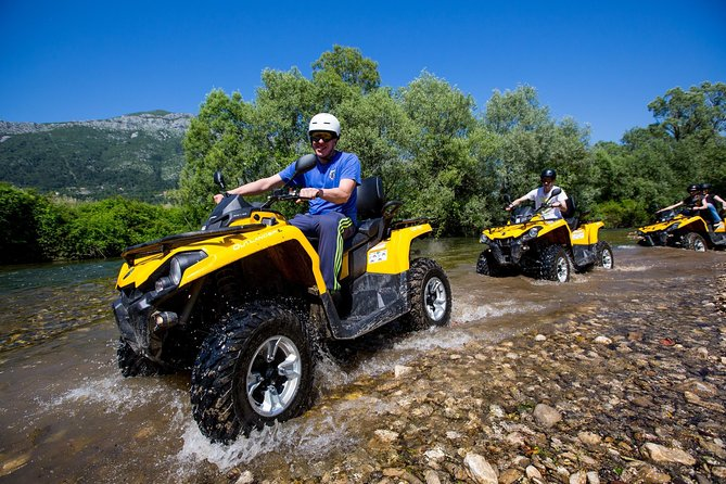 Antalya Quads & ATV Safari Tour 2020