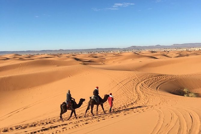 Camel trekking Erg Chebbi (2 Nights ) Merzouga – Sahara Desert photo 4