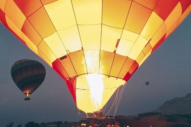 Hot Air Ballon Ride Luxor