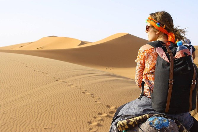From Marrakech: 3-day safari to Merzouga
