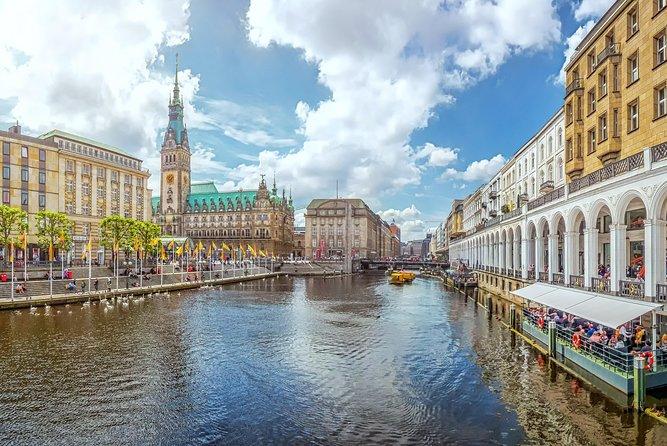 Hamburg City Private Tour
