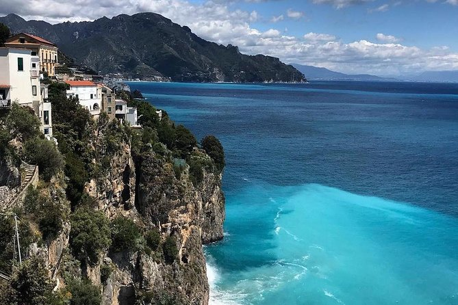 Private transfer from Naples to Sorrento or reverse