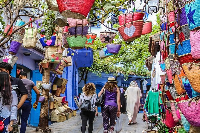 Small Group : From Fez Chefchaouen Day Trip