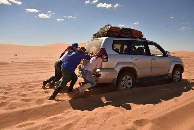 Fez To Marrakech Via Desert