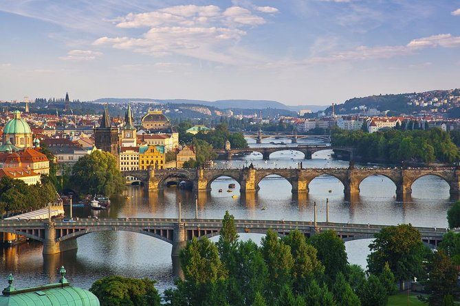 Full Day Prague Private Tour by Car