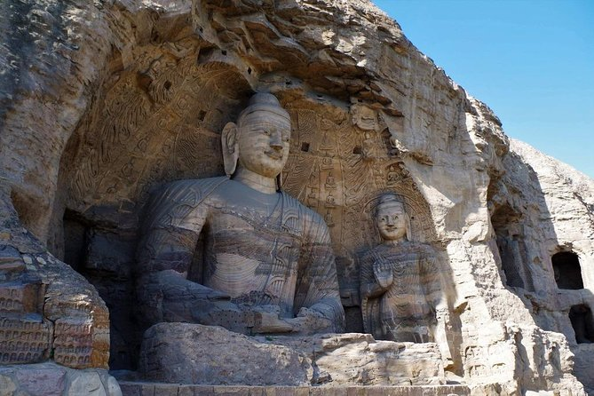 Private Day Tour to Datong from Beijing by Bullet Train