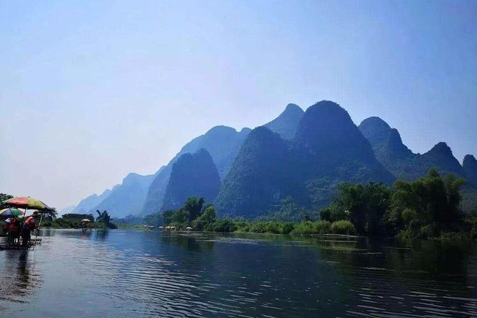 Private Guilin 2-Day Tour: Li River Cruise and Yangshuo Countryside Trip