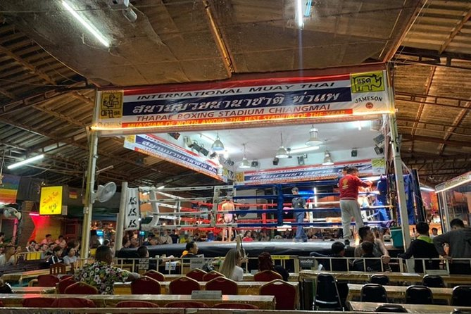 Chiang Mai Thapae Boxing Stadium VIP Ticket photo 4