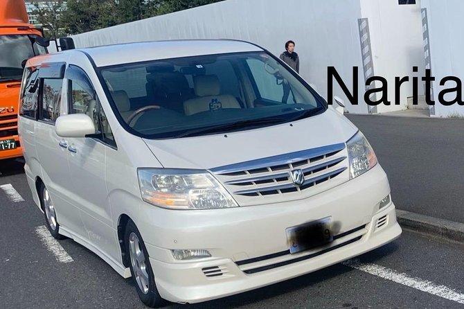 Narita & Haneada Airport Transfer Private Car van