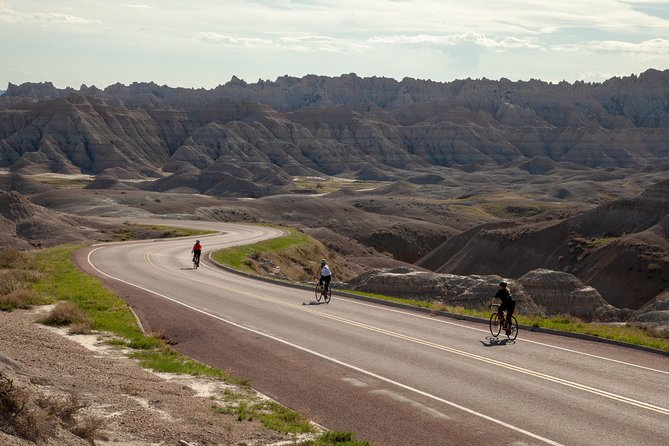 Badlands National Park by Bicycle - Private