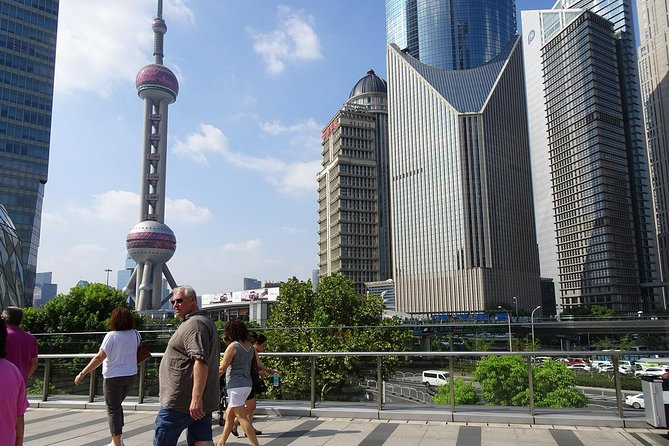 Oriental Pearl Tower Tickets Booking