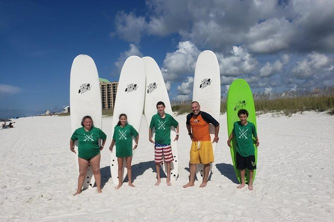 Learn to Surf - Pensacola Beach