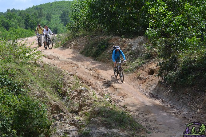 Mountain Bike Riding desde Hoi An
