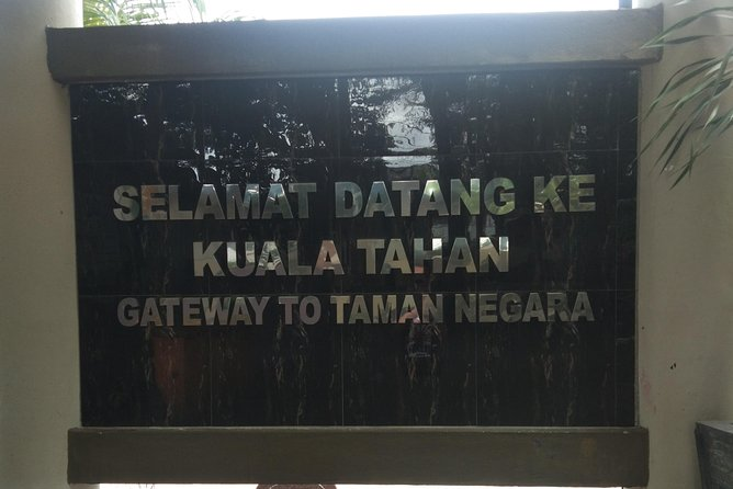 Explore The Nature At Taman Negara (National Park) Day Trip