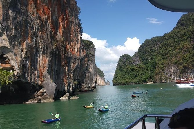 Exclusive: From Phuket Sea Cave Coneo & James Bond Island Tour photo 13
