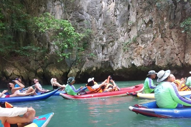 Exclusive: From Phuket Sea Cave Coneo & James Bond Island Tour photo 8