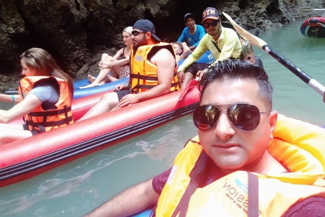 Exclusive: From Phuket Sea Cave Coneo & James Bond Island Tour photo 1