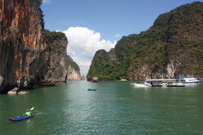 Exclusive: From Phuket Sea Cave Coneo & James Bond Island Tour photo 6