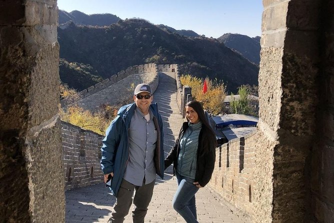 Mutianyu Great Wall Layover Tour from Tianjin Port including Lunch