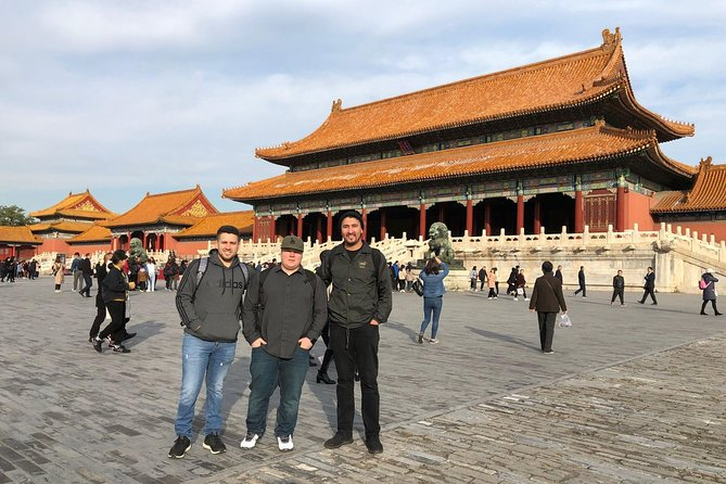 Private Tianjin Shore Excursions to Beijing Forbidden City and Tiananmen Square
