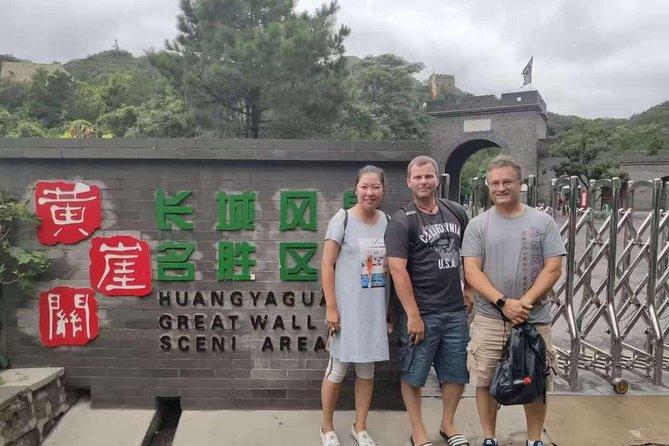 Huangyaguan Great Wall Layover Tour from Tianjin Cruise Port