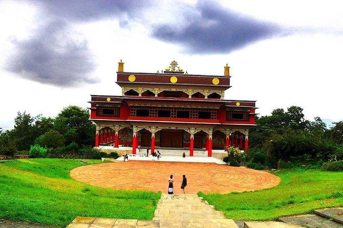 Half Day Kapan (Phulbari) Monastery with Boudhanath stupa sightseeing tour