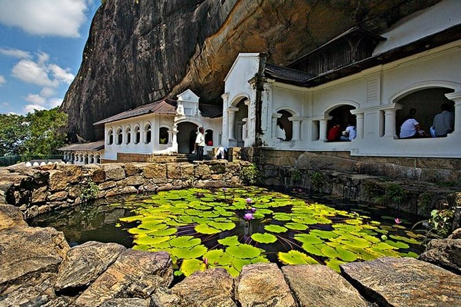 Day Tour of Sigiriya and Dambulla