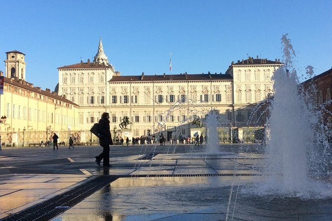 Royal Palace of Turin, Armory and Shroud Chapel with local Guide