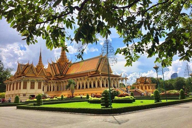 Phnom Penh Exploring Tour