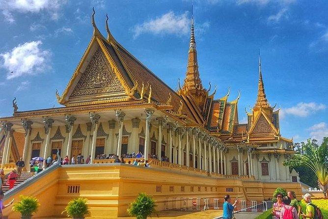 Phnom Penh Full-Day Tours