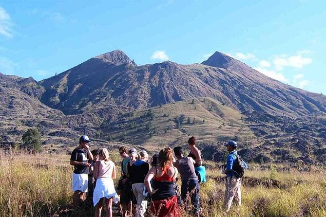 Bali : Mount Batur Sunrise Trek With All Inclusive