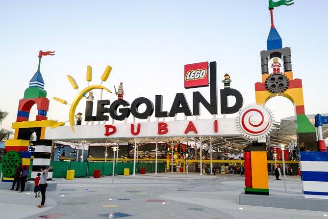 Legoland Theme Park 1 Day 1 Park